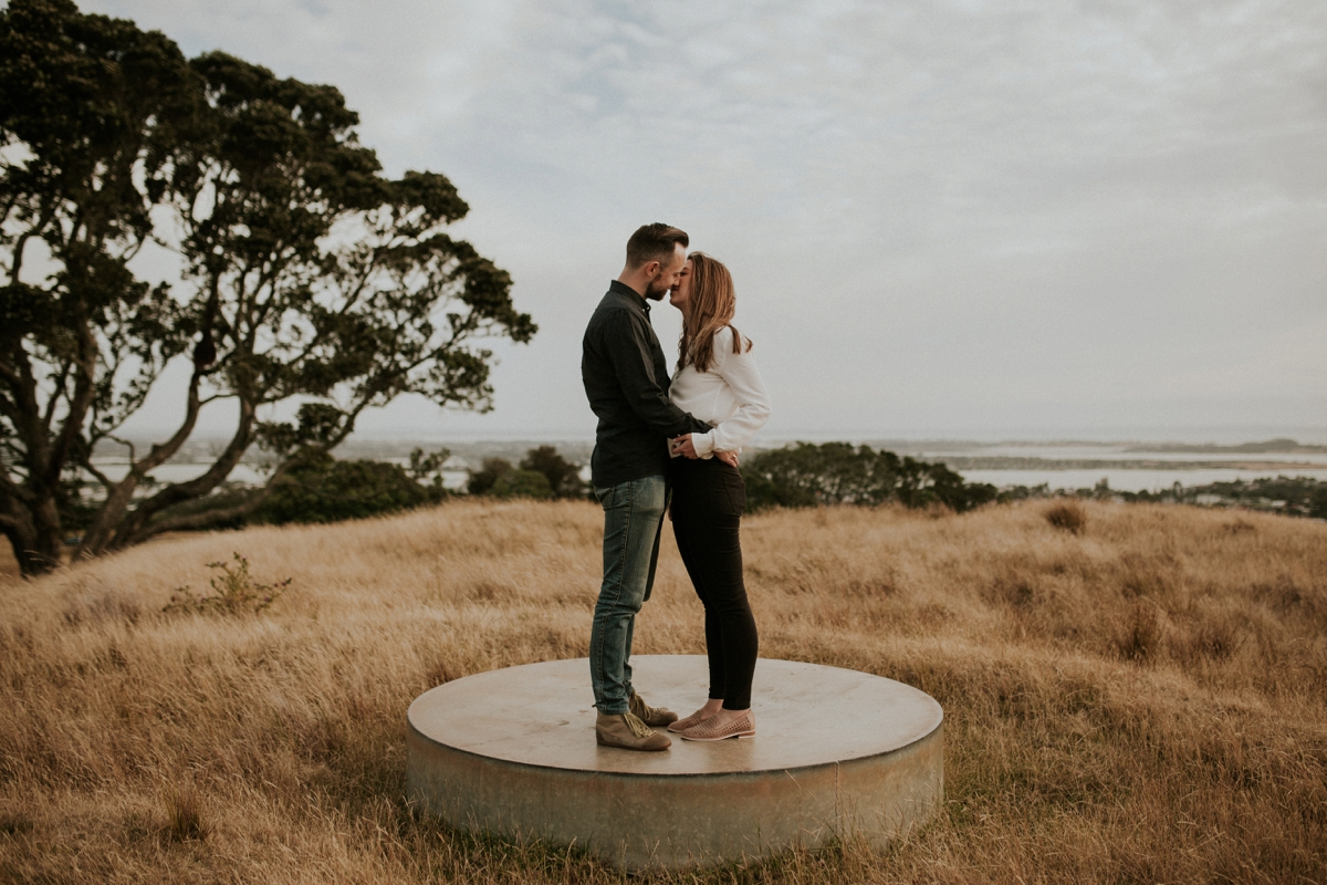 REBECCA AND BRENDON: ONE TREE HILL ENGAGEMENT