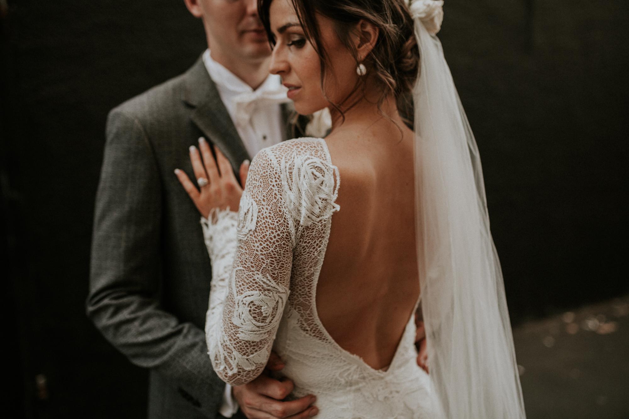 MARILYN AND THOMAS: AUCKLAND CITY WEDDING
