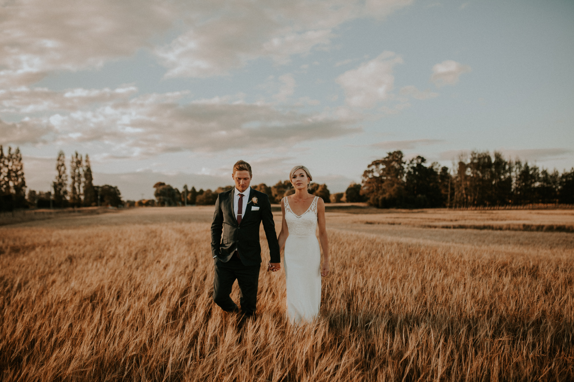ROCHELLE AND STACEY : MASTERTON WEDDING