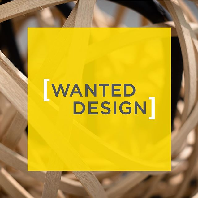 Have you RSVPe'd to @wanteddesign yet? ✨ Now in its 9th edition, we have worked together to evolve the brand and solidify its positioning as NYC's premier international #design destination during #NYCxDESIGN. Discover our award-winning #branding in our bio! 🗽 - Register for #WantedDesign: http://bit.ly/wd2019register