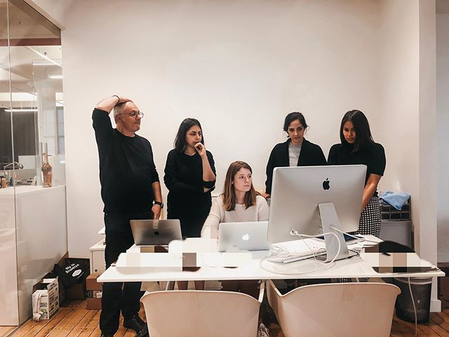 """September is """"International Women's Friendship Month"""" however, we celebrate women in our office daily! A little fun fact about forceMAJEURE, 62% of our staff is made up by inspiring, talented, creative women! 💪 #GirlPower #InternationalWomensFriendshipMonth #PackagingDesign #Design #Brooklyn #NYC #IndustryCity"""