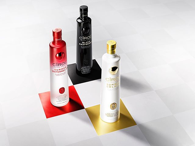 Happy National Vodka Day! Today we celebrate all of the beautiful work we have done with vodka. Here are some of the recent designs we have done for Cîroc Vodka's limited edition range. Cheers, and as always, drink responsibly. #PackagingDesign #Packaging #LuxuryPackagingDesign #Ciroc #Diageo #Spirits