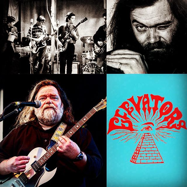 Sad to hear if the passing of Roky Erickson. King of Psych Rock!! Farewell sweet prince, your gonna wake up one morning as the sun greets the dawn!!! #rokyerickson #rip #the13thfloorelevators #youregonnamissme #austintx #psychrock #pistoleroguitarworks #pistoleroguitars