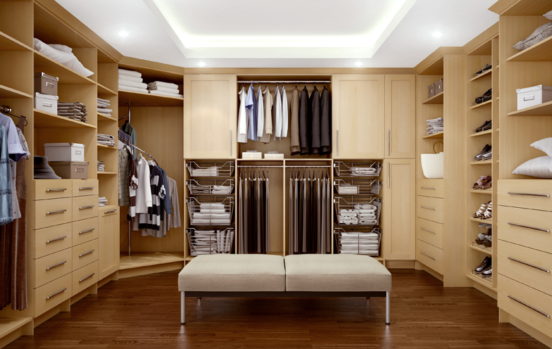 Storage space to satisfy your needs