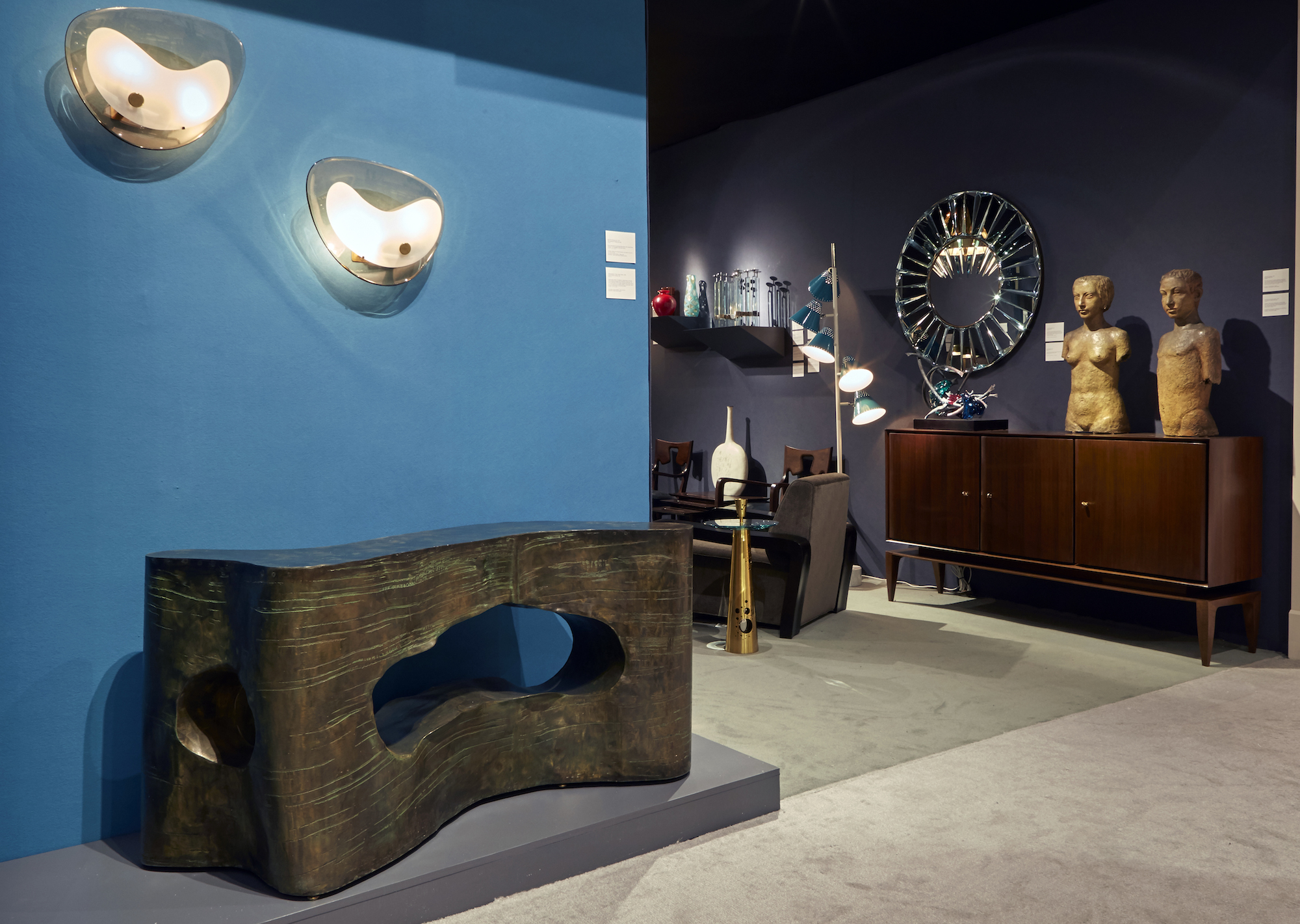 WINTER ANTIQUES SHOW - NYC 2018