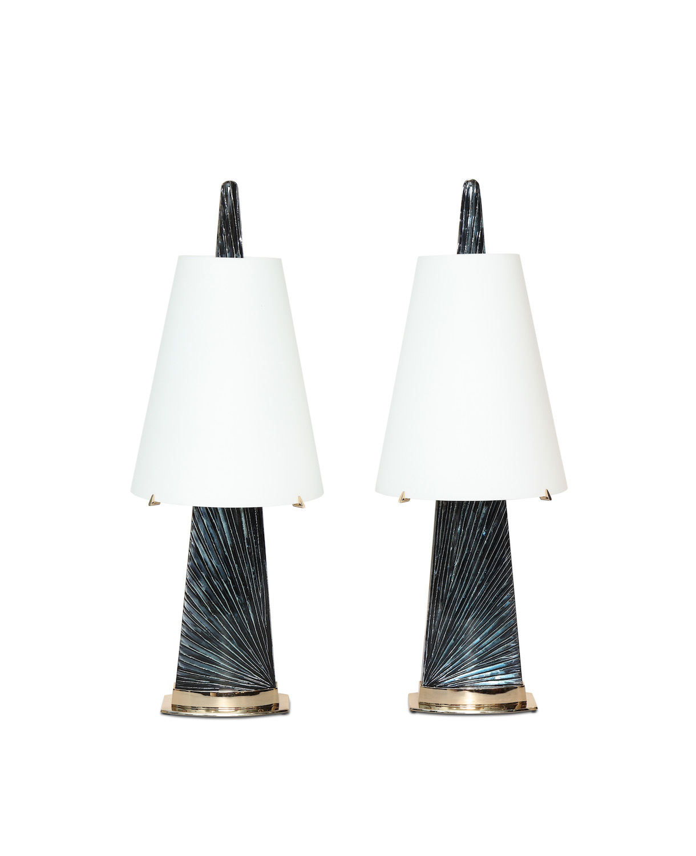 Ghiro Abisso Lamps Blue 1.jpg
