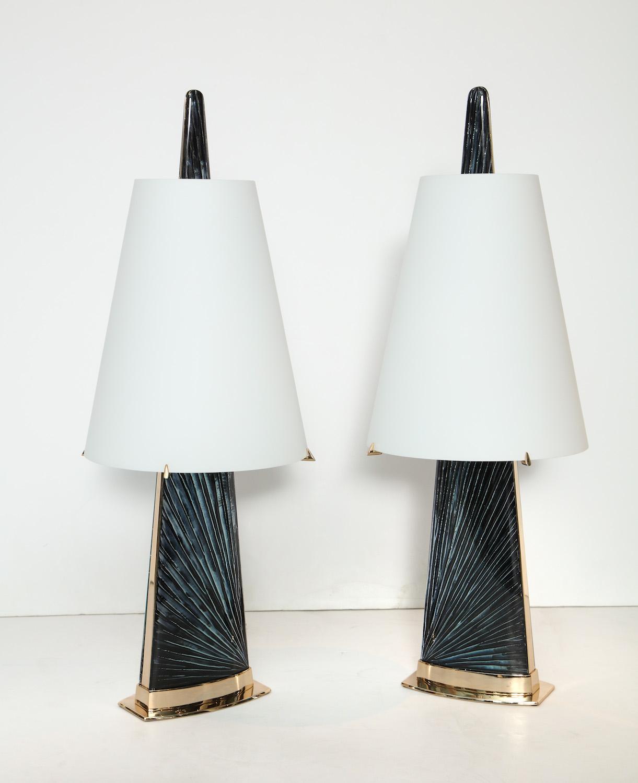 Ghiro Abisso Lamps Blue 5.jpg