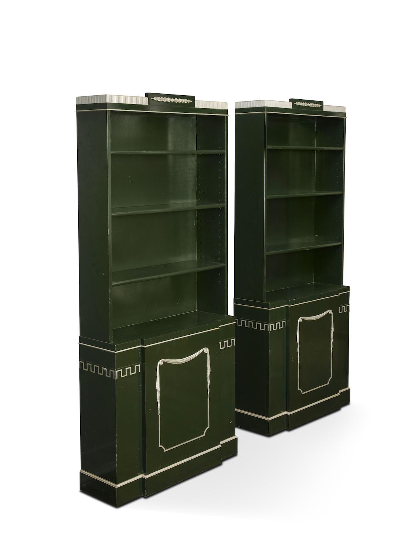 Grosfeld House Green Bookcase Pair 5.jpg