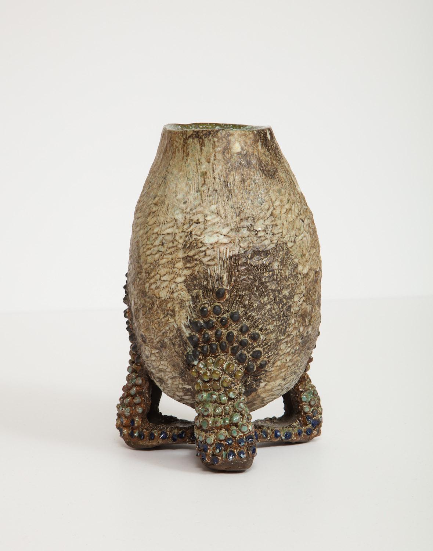 Dena Zemsky White Cauldron Vase 5.jpg