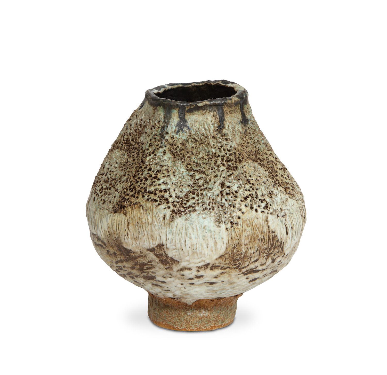 Dena Zemsky White Footed Vase 1.jpg