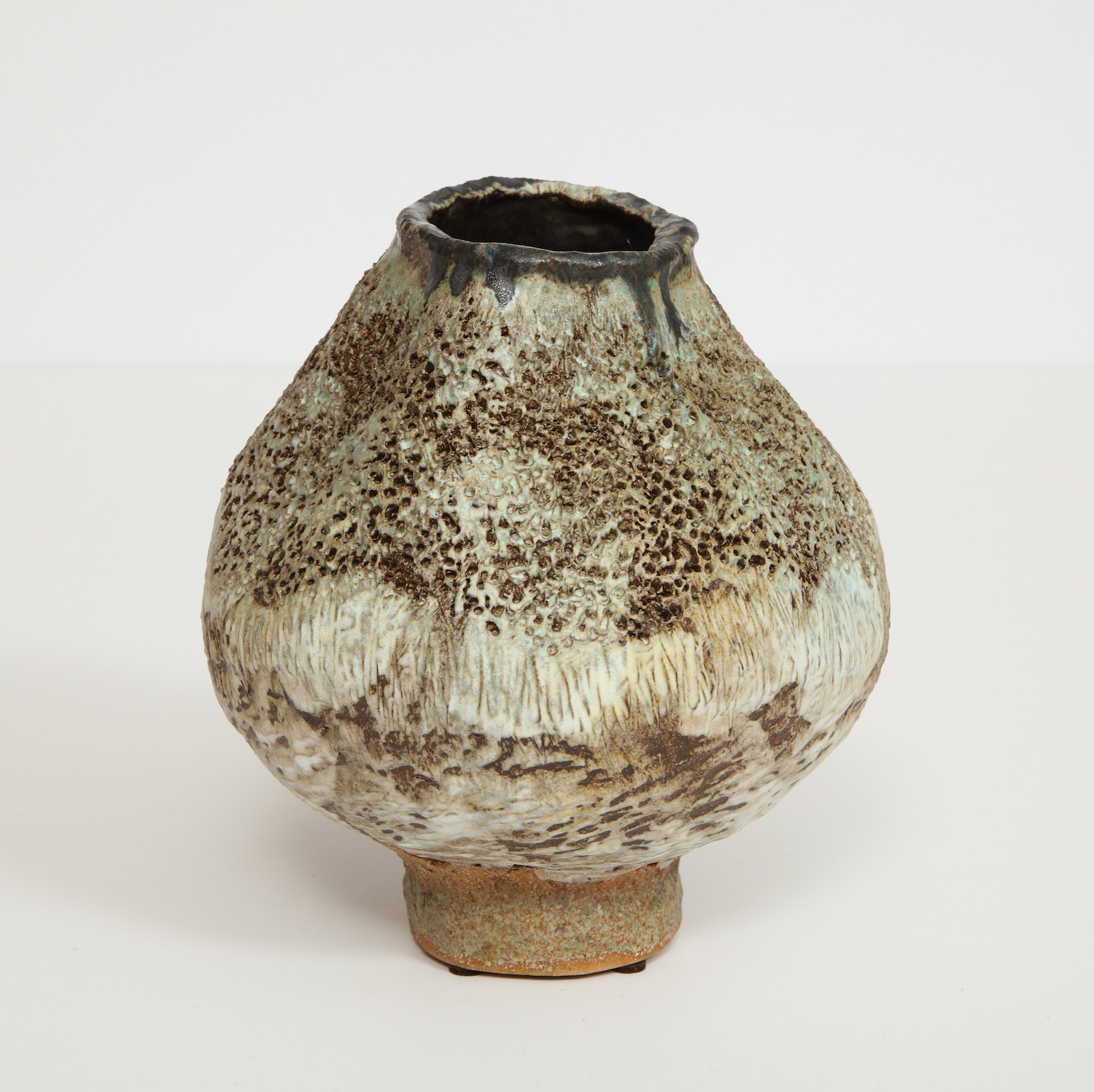 Dena Zemsky White Footed Vase 4.jpg