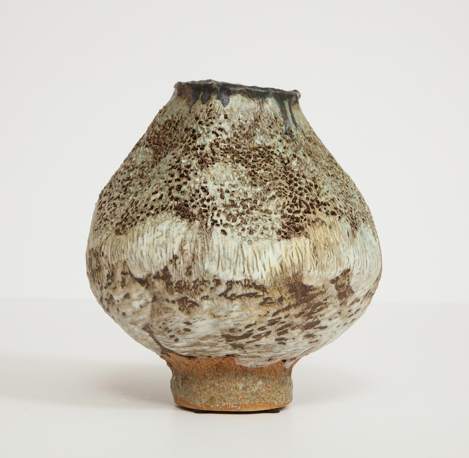 Dena Zemsky White Footed Vase 5.jpg