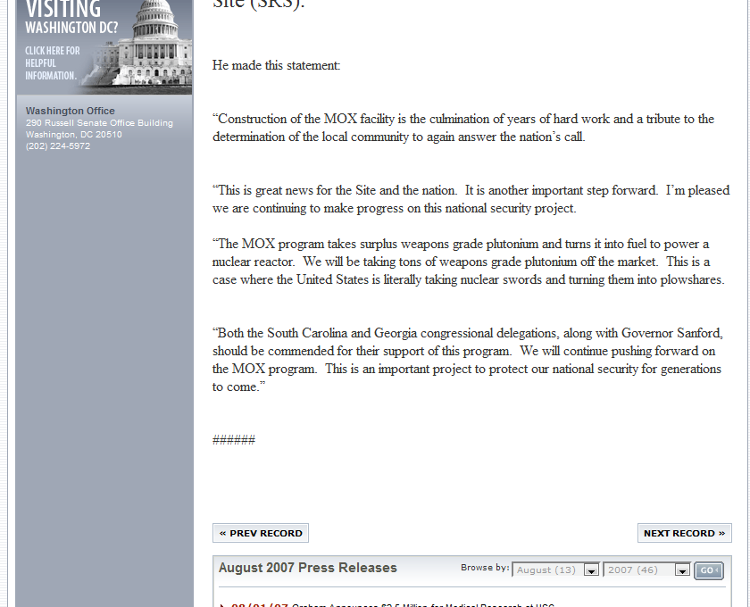 11 long-time supporter of the MOX program, U.S. Senator Lindsey Graham 2.png