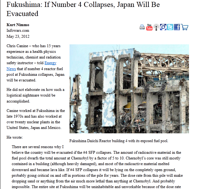Fukushima  If Number 4 Collapses, Japan Will Be Evacuated.PNG