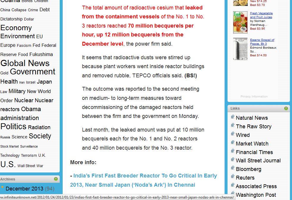 No. 1 to No. 3 reactors reached 70 million becquerels per hour.png