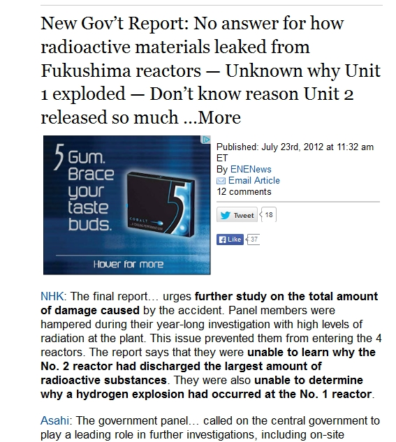 Unknown why Unit 1 exploded — Don't know reason Unit 2 released so much.jpg