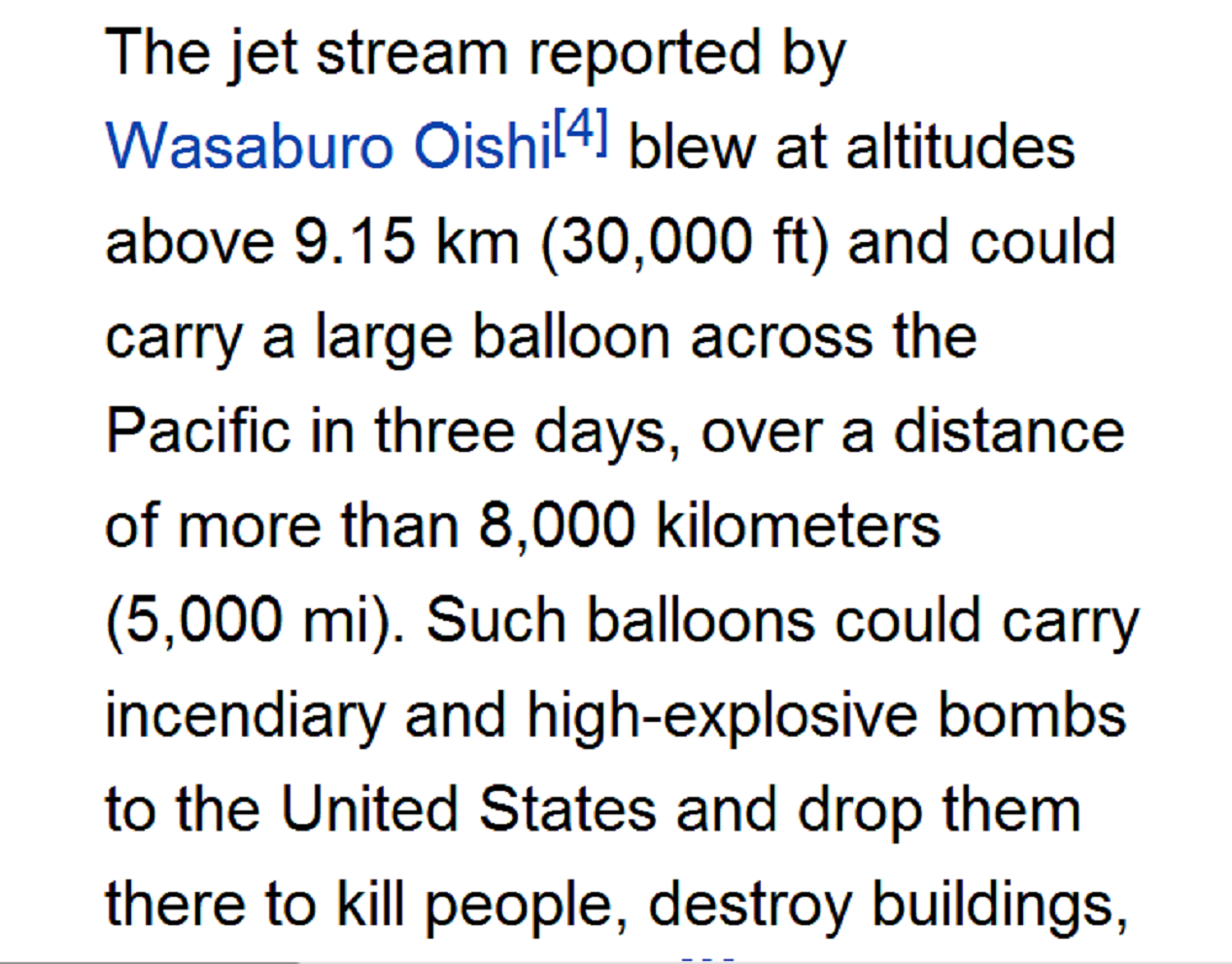 Japan released the first of these bomb-bearing balloons on November 4.png