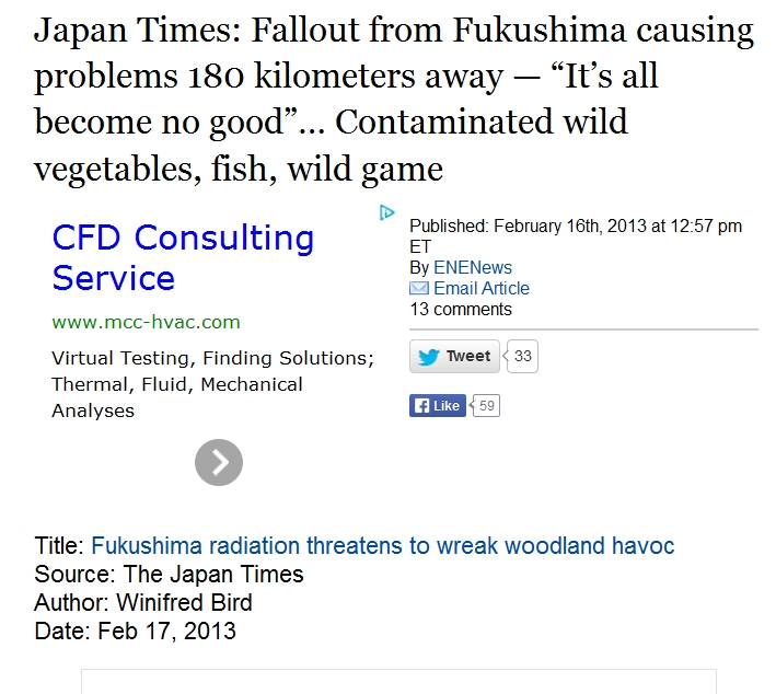 180 km Fallout from Fukushima causing problems 180 kilometers away.jpg