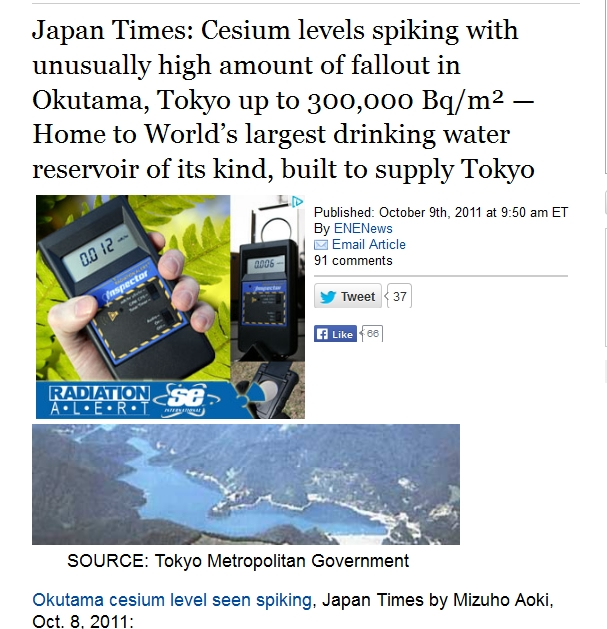 220 km 300,000 a Japan Times Cesium levels spiking with unusually high amount of fallout in Okutama,  1.jpg