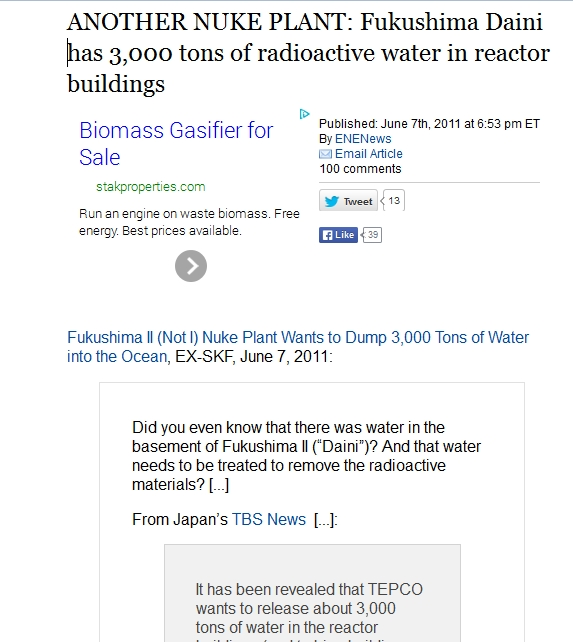 Fukushima Daini has 3,000 tons of radioactive water in reactor.jpg