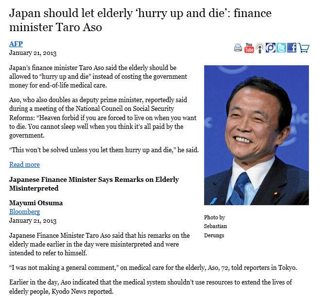 zzz ab Japan should let elderly 'hurry up and die  finance minister Taro Aso.PNG