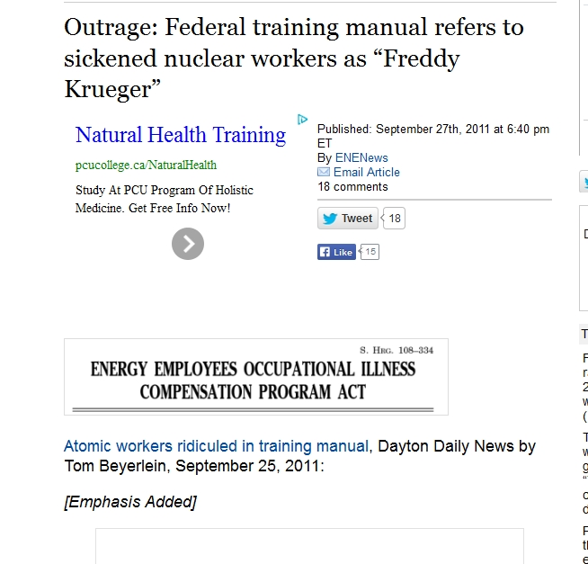"5 Outrage Federal training manual refers to sickened nuclear workers as ""Freddy Krueger"".jpg"