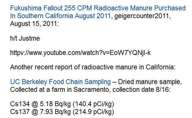 3 Fukushima Fallout 255 CPM Radioactive Manure Purchased In Southern California August 2.PNG