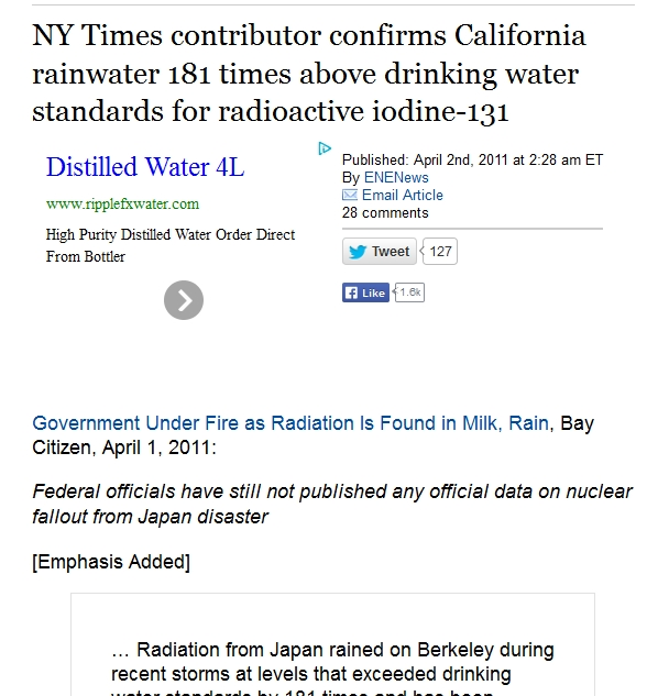 NY Times contributor confirms California rainwater 181 times above drinking water standards for radioactive iodine-131.jpg