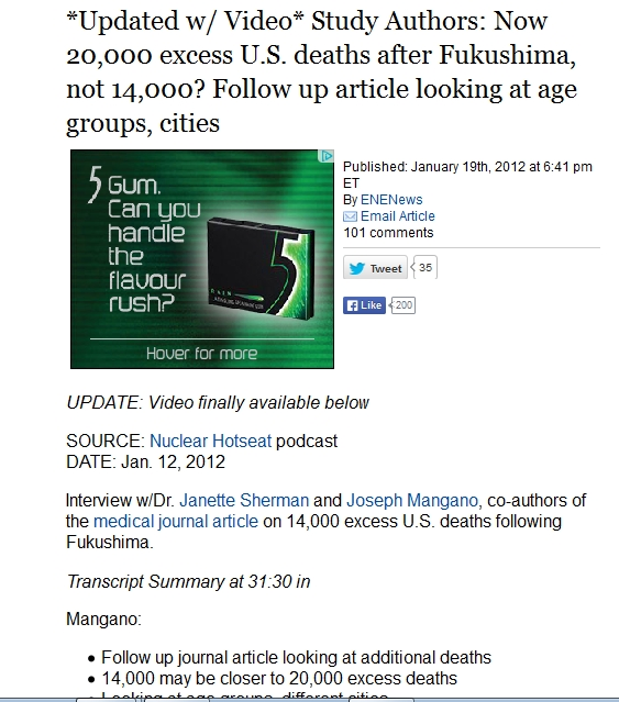 Updated w Video Study Authors Now 20,000 excess U.S. deaths after Fukushima, not 14,000 Follow up article looking at age groups, cities.jpg