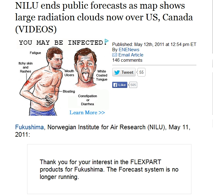 NILU ends public forecasts as map shows large radiation clouds now over US, Canada 1.jpg