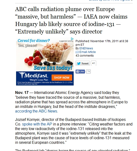 "ABC calls radiation plume over Europe ""massive, but harmless.jpg"