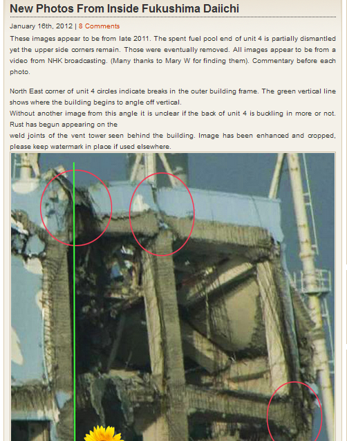 green vertical line shows where the building begins to angle off vertical..png