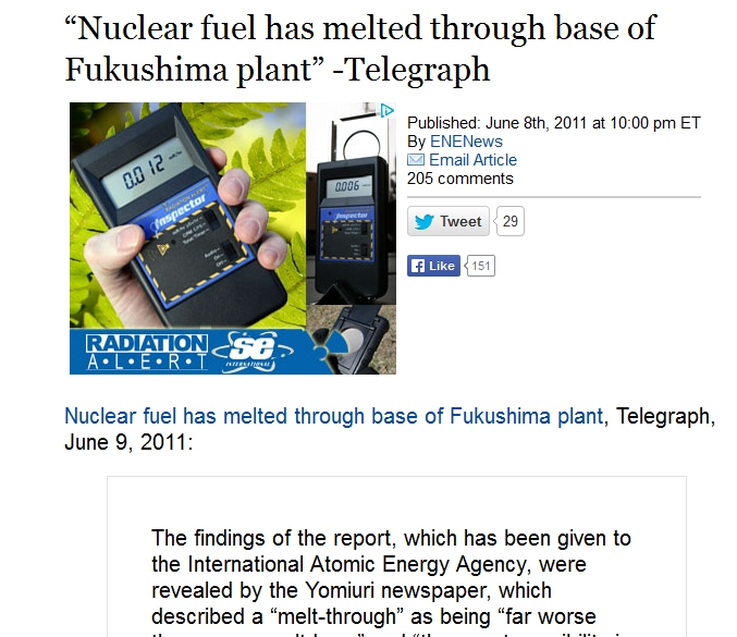 fuel has melted through base of Fukushima plant.jpg
