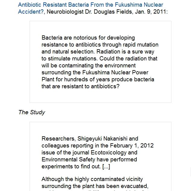 Neurobiologist Could Fukushima produce bacteria resistant to antibiotics  2.jpg