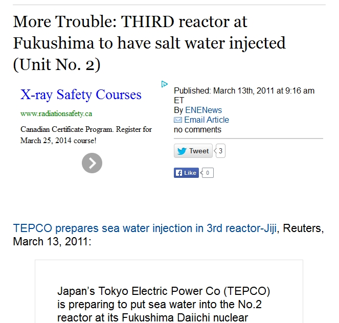 2 More Trouble THIRD reactor at Fukushima to have salt water injected (Unit No. 2).jpg