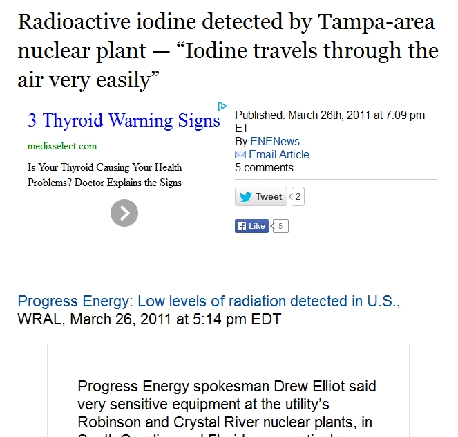 "Radioactive iodine detected by Tampa-area nuclear plant — ""Iodine travels through the air very easily"".jpg"