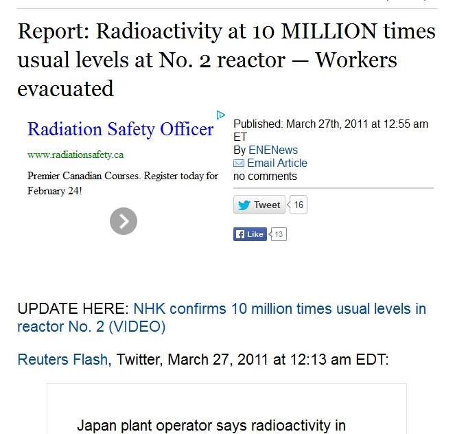Report Radioactivity at 10 MILLION times usual levels at No. 2 reactor — Workers evacuated.jpg