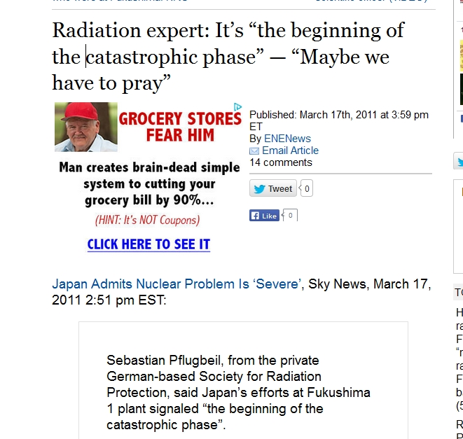 "z Radiation expert It's ""the beginning of the catastrophic phase"" — ""Maybe we have to pray.jpg"