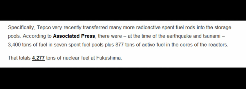 4277 tons of rods at japans nuclear site hit by tsunaimi.PNG