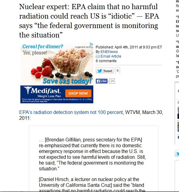 "1 EPA claim that no harmful radiation could reach US is ""idiotic 1.jpg"