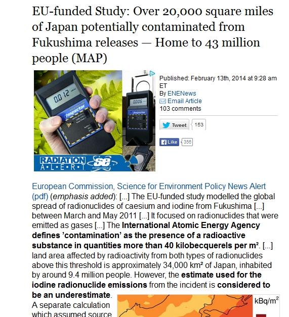 km² of land contaminated by Fukushima 4.jpg