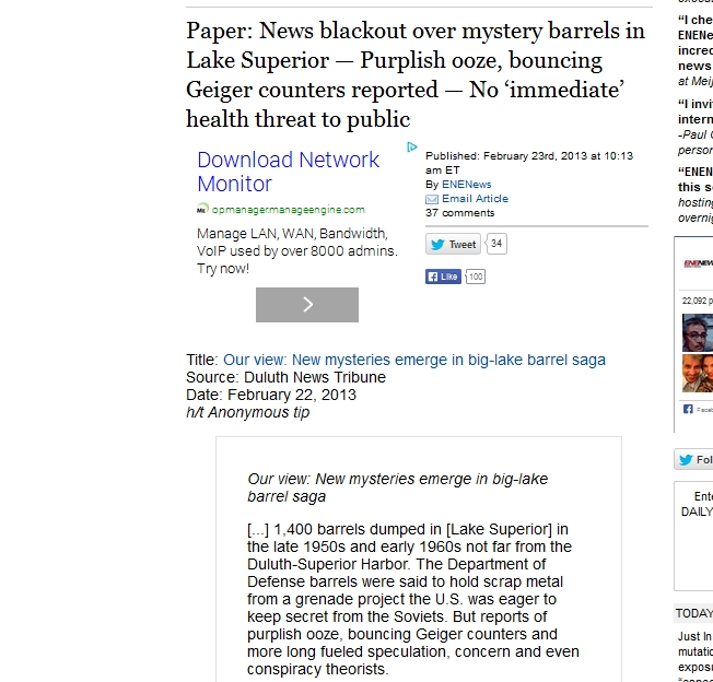 News blackout over mystery barrels in Lake Superior.jpg