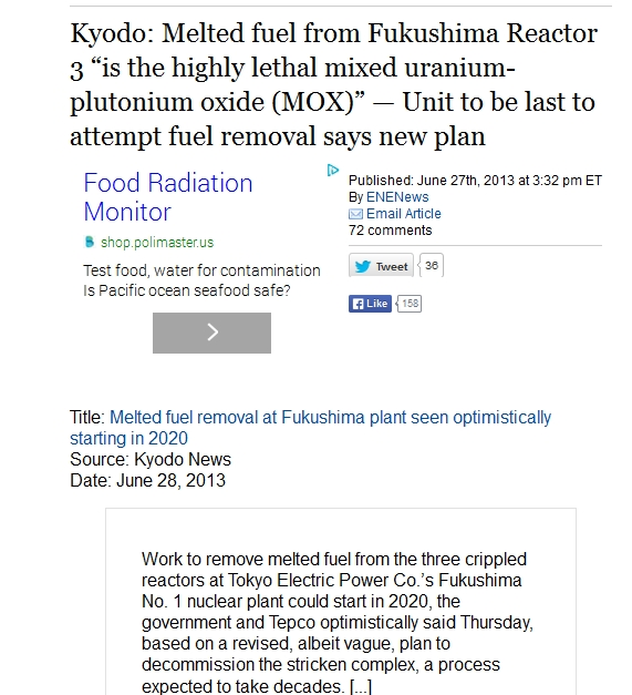 "Reactor 3 ""is the highly lethal mixed uranium-plutonium oxide (MOX.jpg"