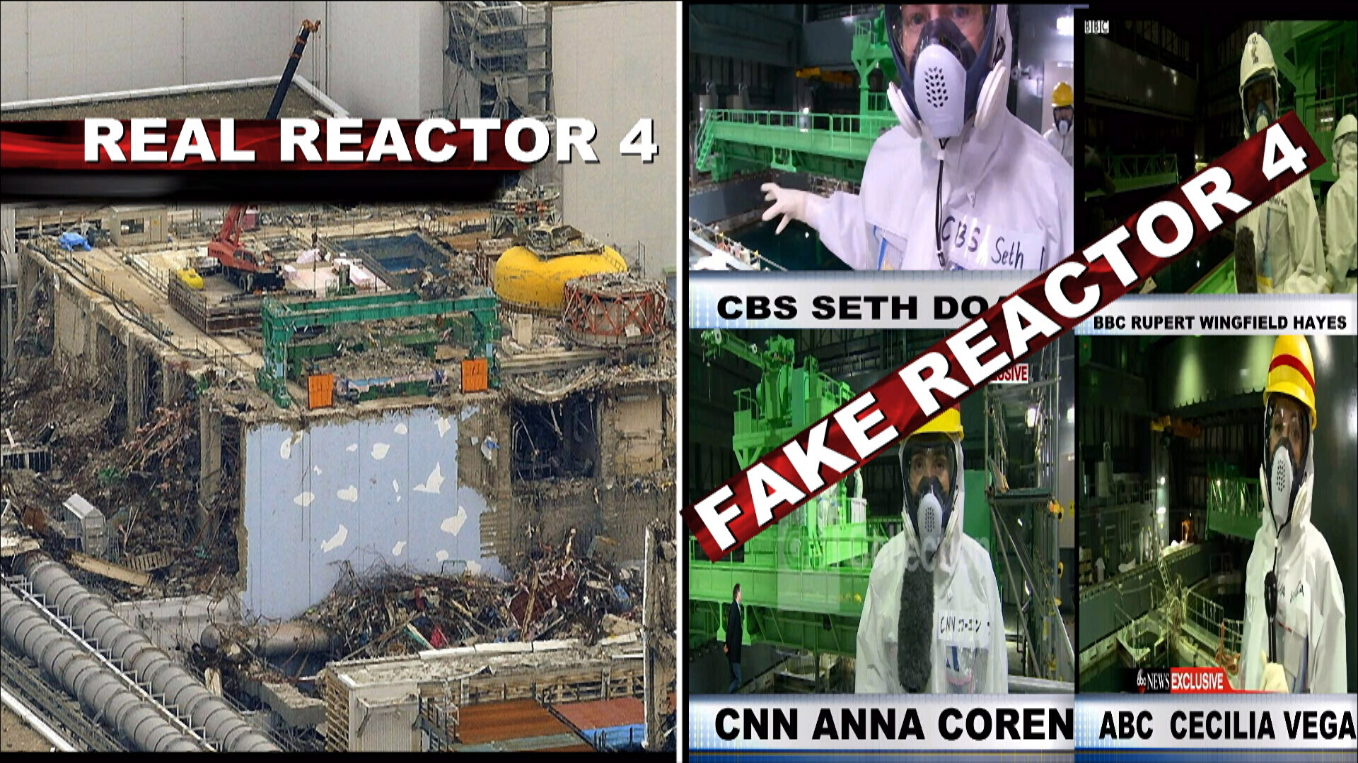 fake reactor 4.fukushima