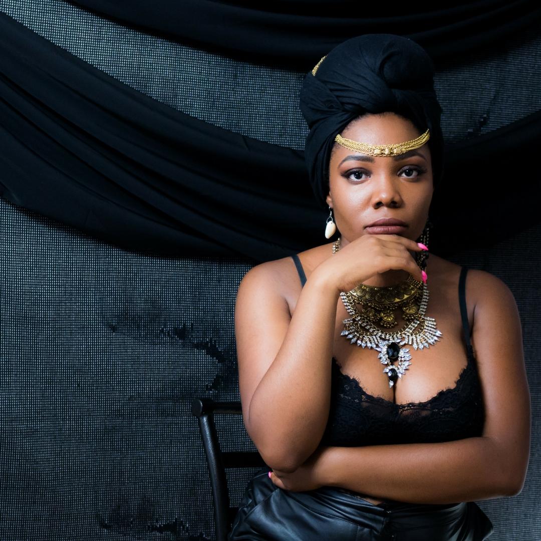 Photography and Make-up: Tanya Turton  Head-wrap: Kellie Asante  Creative Direction: Tanya Turton and Kellie Asante