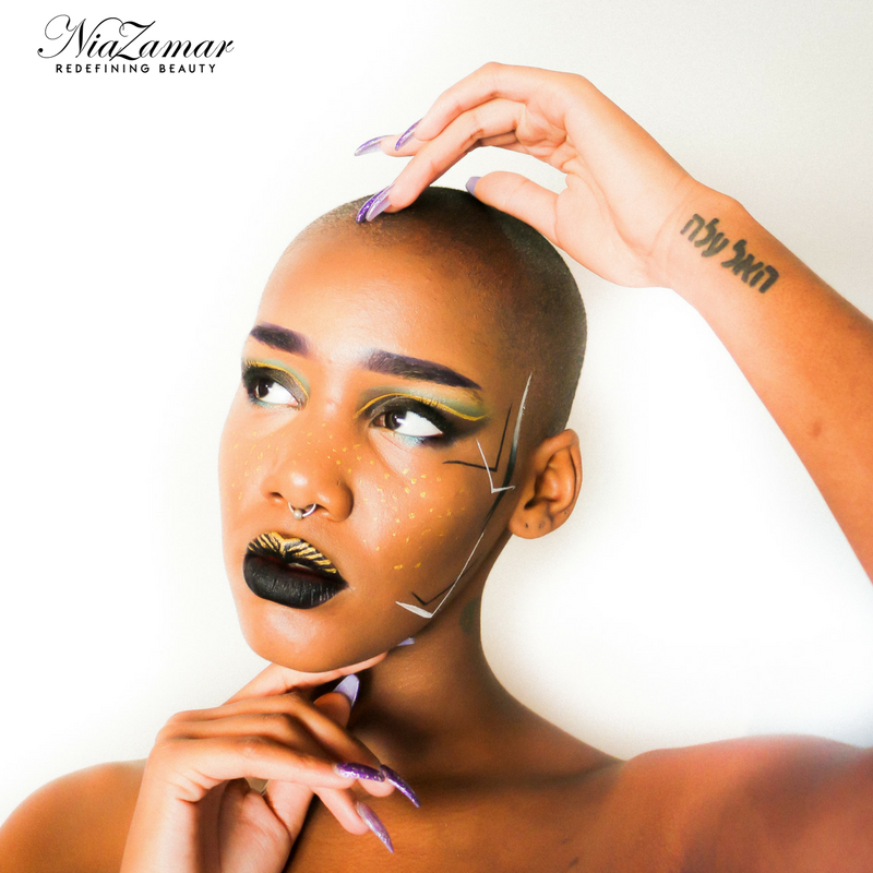 Make-up and Photography by NiaZamar