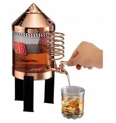 Serve quality liquor in style
