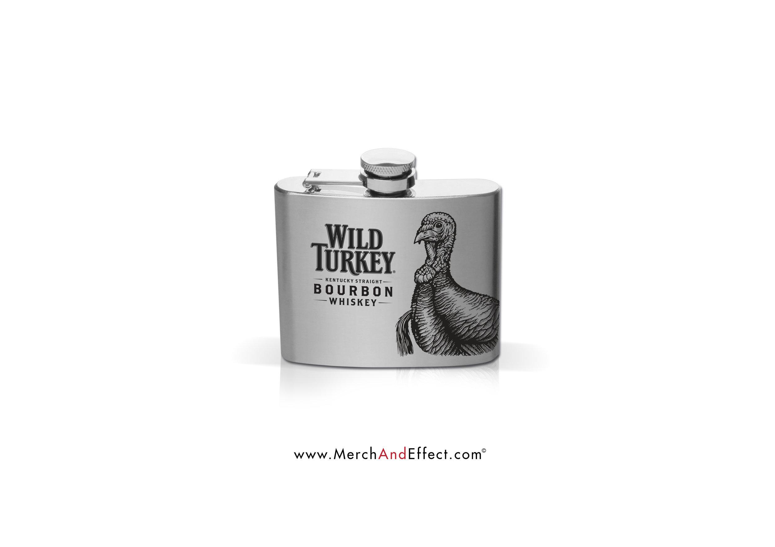Wild Turkey Hip Flask.jpg