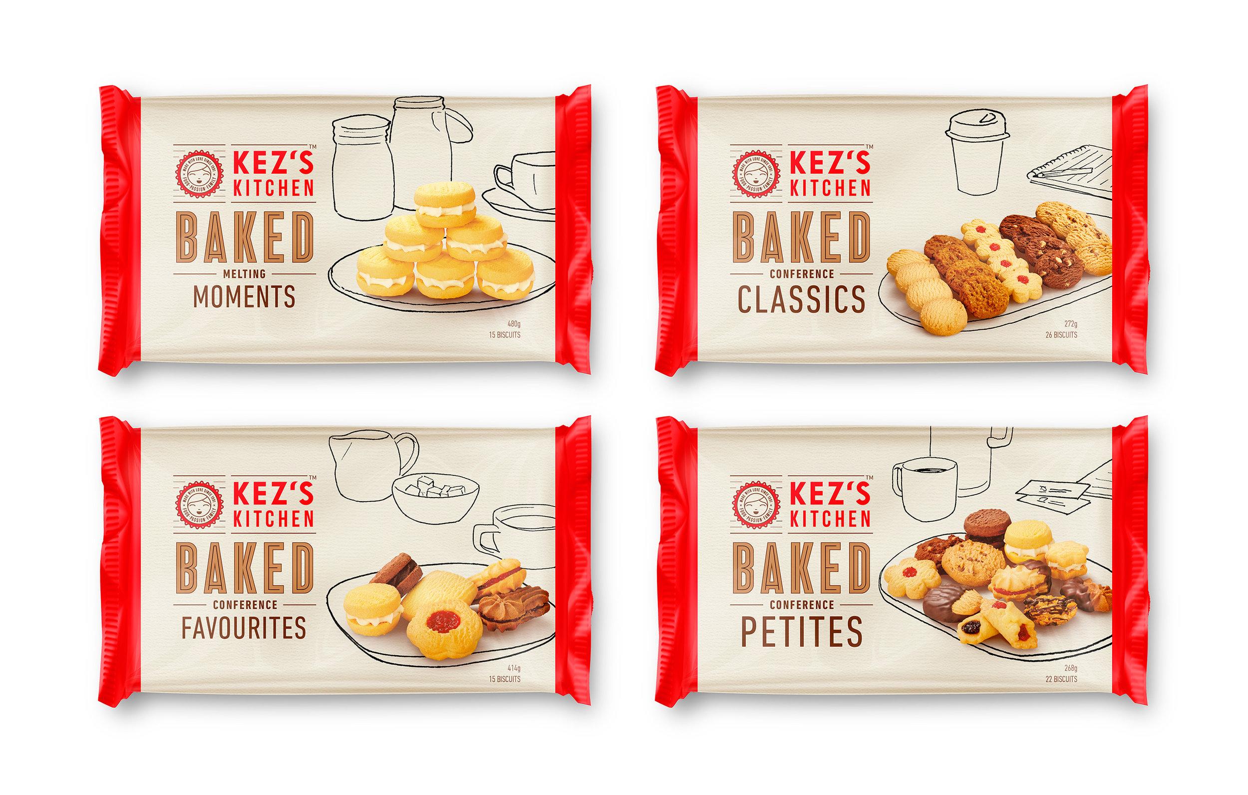 PROJECT - Kez's Kitchen — Asprey Creative
