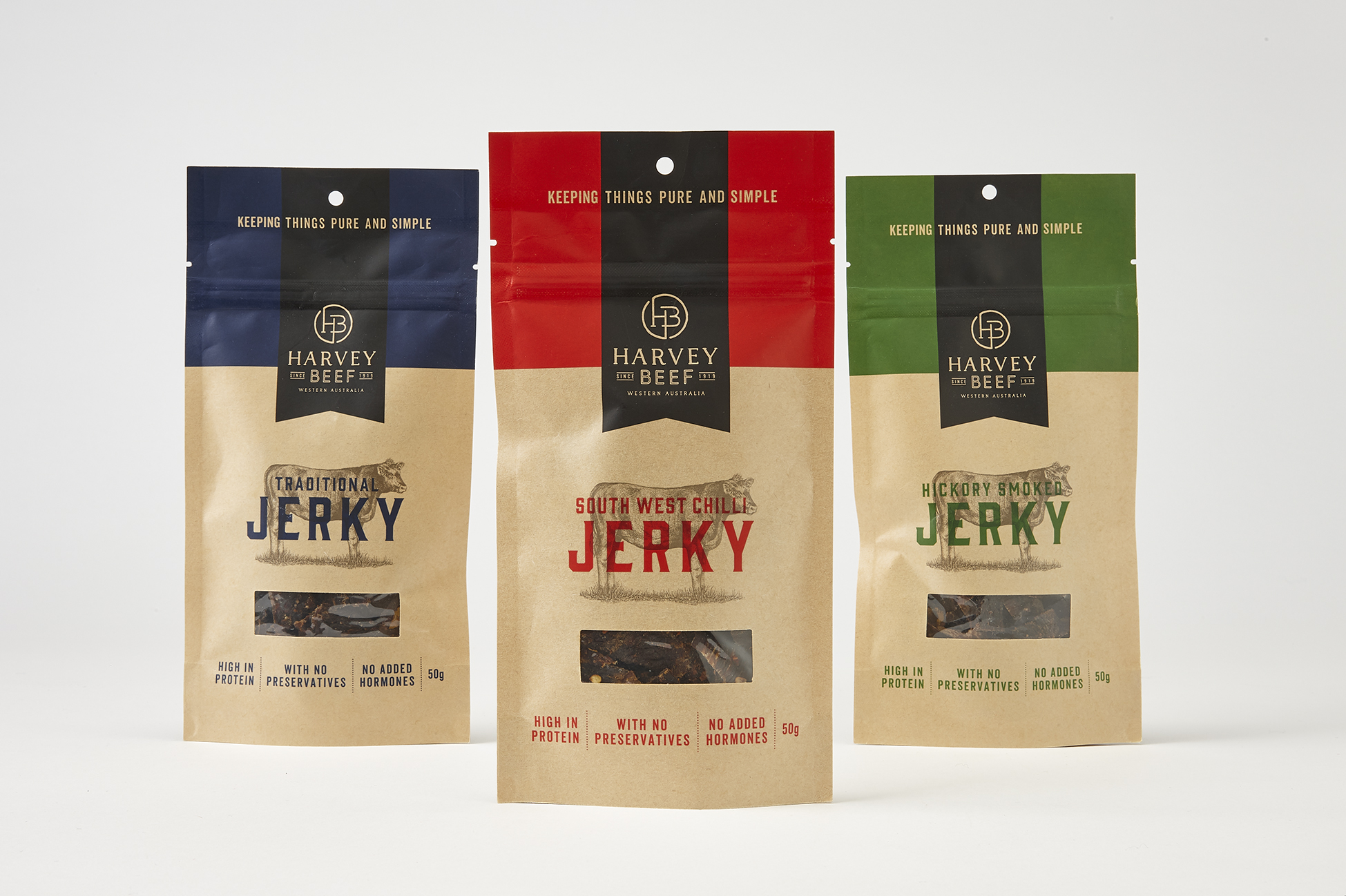 Harvey Beef jerky range.jpg